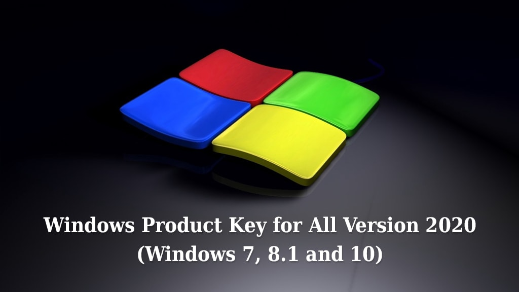 Get the Windows Product Key